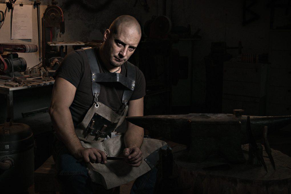 Lorenzo Pasquini Knife Maker