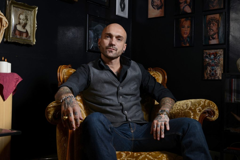 Marco Biondi Tattooist