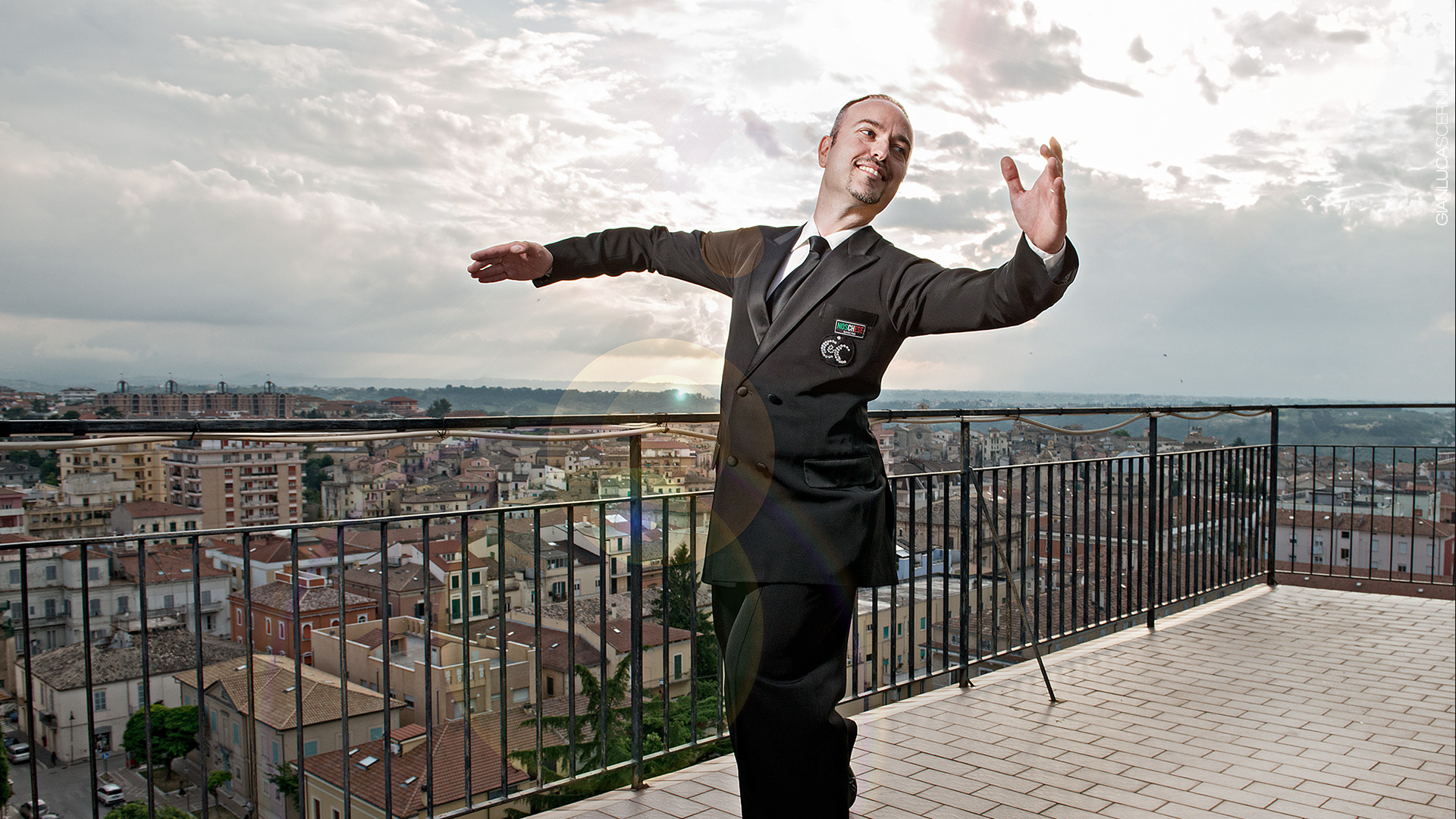 Pietro Del Bello World Ballroom Dance Champion