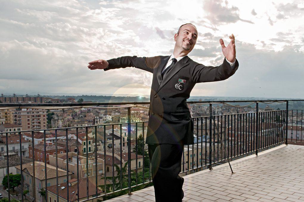 Pietro Del Bello World Ballroom Dance Champion